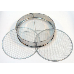 STAINLESS SIEVE (M) 3 NETS